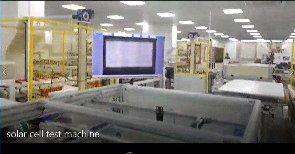 Solar Cell Test Machine