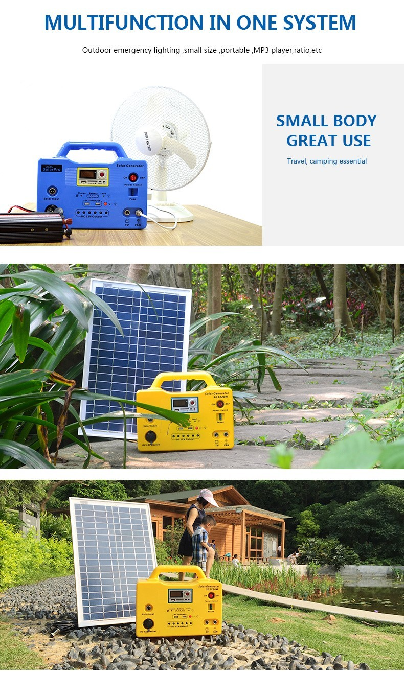 Wholesale lighting small solar kit Huami Brand