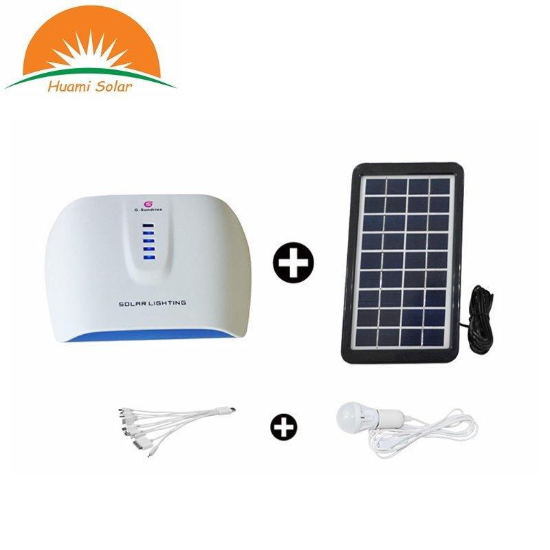 0403  Portable Solar Lighting Kit
