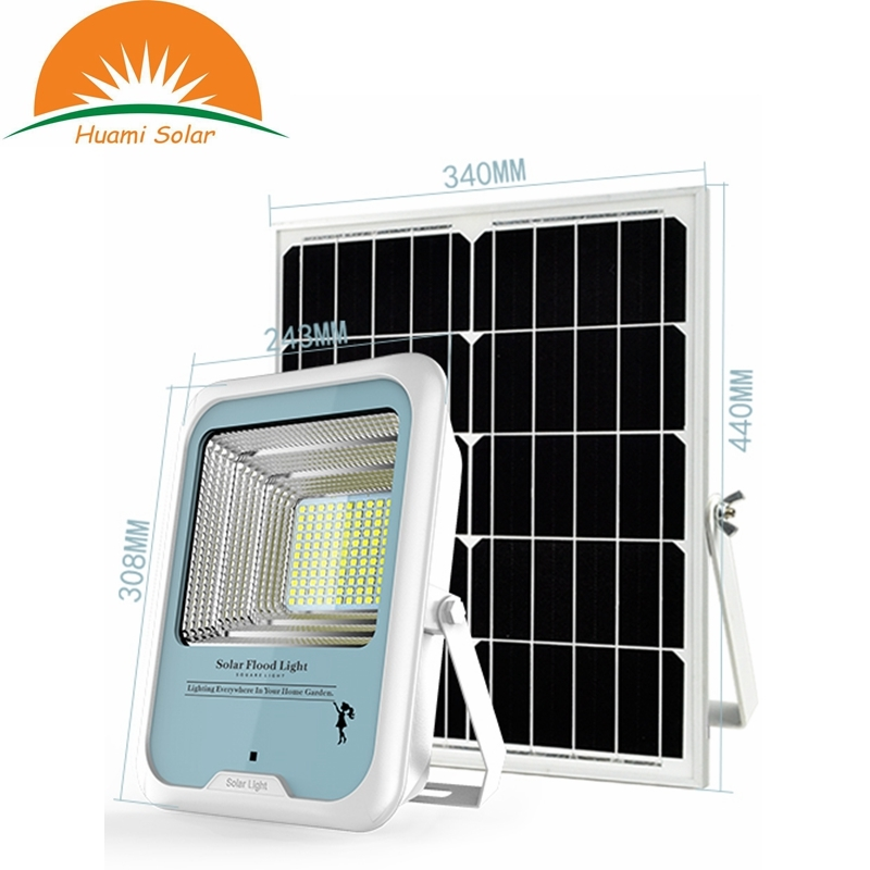 Solar Flood Square Light