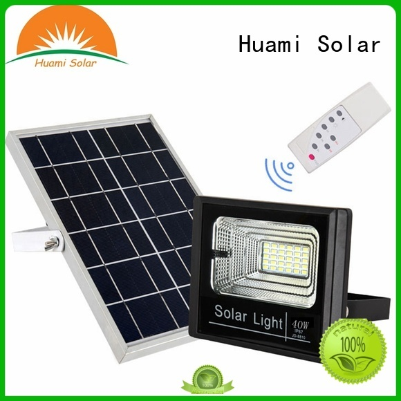 panel solar lamp post reading 3w Huami Brand