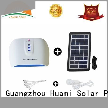 Huami Brand generator small solar kit lst1210 factory