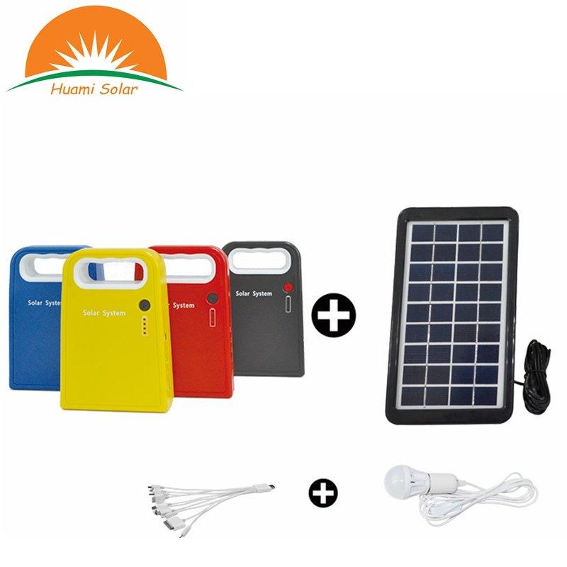 Huami SG0603W mini portable solar system kit Solar Kit image31